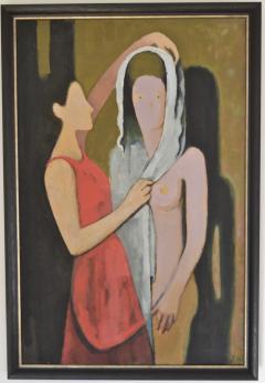 Ernest Neuschul der Brautschleier The Bridal Veil - 518898
