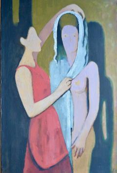 Ernest Neuschul der Brautschleier The Bridal Veil - 518903