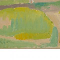 Ernest Yarrow Jones Ernest Yarrow Jones British b 1872 d 1951 Les Chenes Liege painting  - 2128970