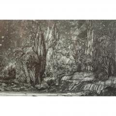 Ernst Fuchs Ernst Fuchs Under the Snow Lilith Print - 682305