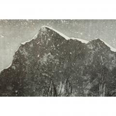Ernst Fuchs Ernst Fuchs Under the Snow Lilith Print - 682306