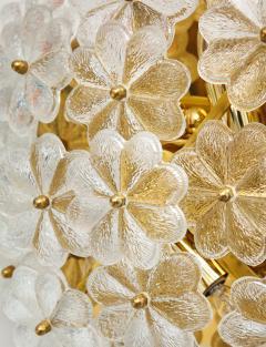 Ernst Palme Large Palme Mid Century Sconce Flush Mount Pair Available  - 1151392