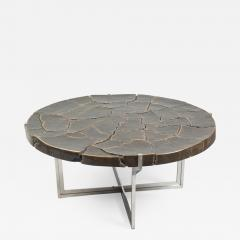 Erwan Boulloud Solid Bronze Coffee Table by Erwan Boulloud France 2017 - 536898
