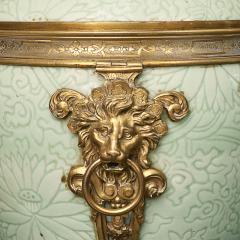 Escalier de Cristal PAIR OF FRENCH LIDED VASES CELADON PORCELAIN AND GILT BRONZE FITTING - 887111