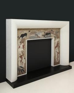 Esther Bruton Fireplace Surround - 1638725