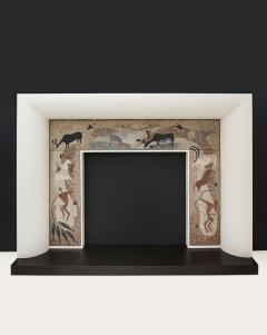 Esther Bruton Fireplace Surround - 1638726