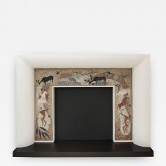 Esther Bruton Fireplace Surround - 1640650