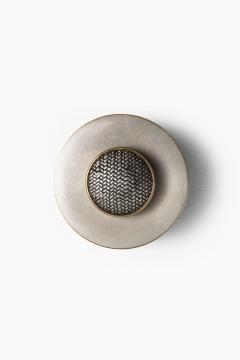 Estrid Ericsson Estrid Ericsson Pewter Jar - 629526
