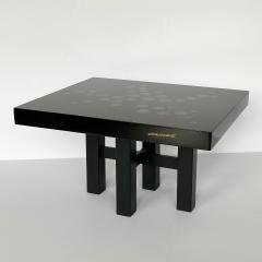 Etienne Allemeersch Pair of Etienne Allemeersch Pyrite Inlaid End Tables - 1275031