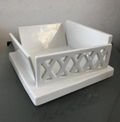 Ettore Sottsass Ceramic Centertpiece mod E74 by E Sottsass - 2113298