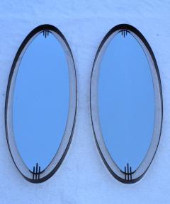 Ettore Sottsass Ettore Sottass Atributed Modernist Italian Mirrors - 1310951
