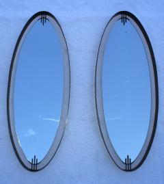 Ettore Sottsass Ettore Sottass Atributed Modernist Italian Mirrors - 1310952