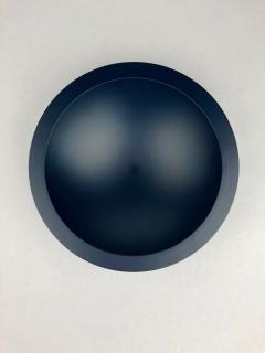 Ettore Sottsass Ettore Sottsass Basilico Big Compote Indigo Blue Cedar Green  - 1363177