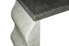 Ettore Sottsass Ettore Sottsass High Console Model Montenegro Marble circa 1970 Italy - 1394505