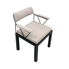 Ettore Sottsass Ettore Sottsass Model Lodge Italian 1986 Set of Six Chairs - 1971542