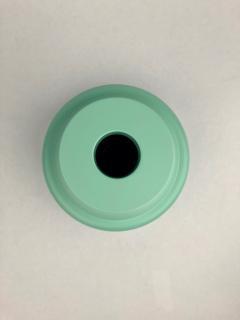 Ettore Sottsass Ettore Sottsass Senape Vase Light Blue Sand Gray  - 1363008