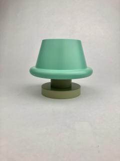 Ettore Sottsass Ettore Sottsass Senape Vase Light Blue Sand Gray  - 1363033