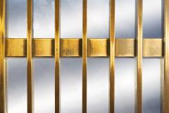 Ettore Sottsass Ettore Sottsass Wall Mirror Manufactured by Santambrogio and De Berti - 1002413