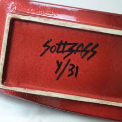 Ettore Sottsass Ettore Sottsass Yantra 31 Vase for Poltronova end of 60s - 1657048