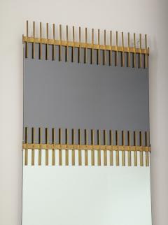 Ettore Sottsass Rare Wall Mirror by Ettore Sottsass - 1459724