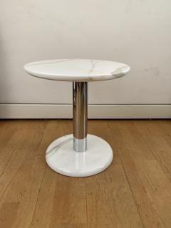 Ettore Sottsass Round Side Table Gueridon - 2014730
