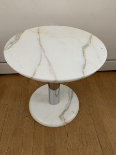 Ettore Sottsass Round Side Table Gueridon - 2014735
