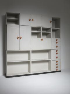Ettore Sottsass Set of 15 Kubirolo Shelving System by Ettore Sottsass for Poltronova - 1017168