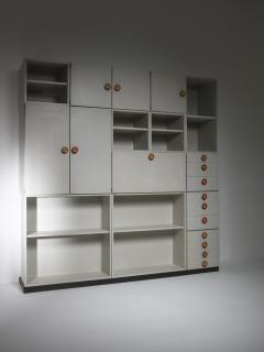 Ettore Sottsass Set of 15 Kubirolo Shelving System by Ettore Sottsass for Poltronova - 1017169