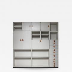 Ettore Sottsass Set of 15 Kubirolo Shelving System by Ettore Sottsass for Poltronova - 1017666