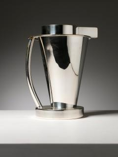 Ettore Sottsass Silverplated Pitcher by Ettore Sottsass for Design Gallery - 1488636