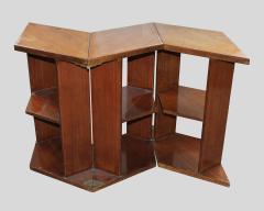 Eugene Printz Eugene Printz Walnut Folding Bookcase Table 1930 - 783976