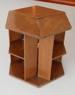 Eugene Printz Eugene Printz Walnut Folding Bookcase Table 1930 - 783978
