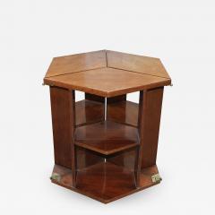 Eugene Printz Eugene Printz Walnut Folding Bookcase Table 1930 - 988161