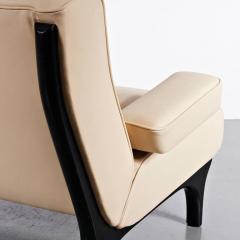 Eugenio Gerli 1960s Eugenio Gerli Leather Sofa for Tecno - 824244