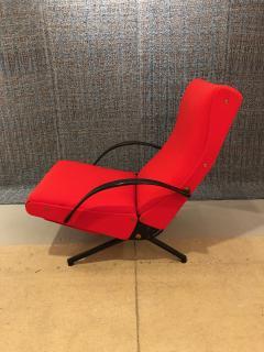 Eugenio Gerli Osvaldo Borsani P40 Upholstered Lounge chair by Osvaldo Borsani for Techno - 1017186