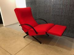 Eugenio Gerli Osvaldo Borsani P40 Upholstered Lounge chair by Osvaldo Borsani for Techno - 1017192