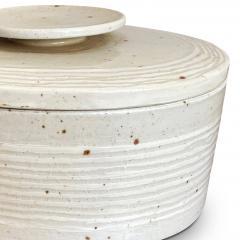 Eva St hr Nielsen Lidded Stoneware Box by Eva Staehr Nielsen for Royal Copenhagen - 1918744