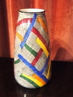Eva Zeisel Pair of Art Deco Ceramic Vases by Eva Zeisel - 1492547