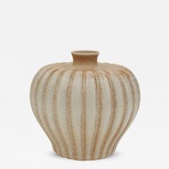 Evald Dahlskog Bo Fajans Pottery Vase Designed by Evald Dahlskog - 318033