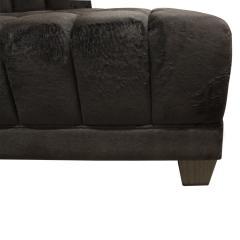 Evan Lobel Lobel Originals Box Tufted Chaise Made to Order - 594246