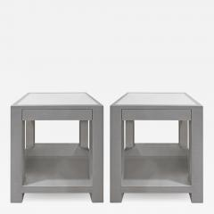 Evan Lobel Lobel Originals Pair of Bedside Tables Model 1020 Made to Order - 1656080