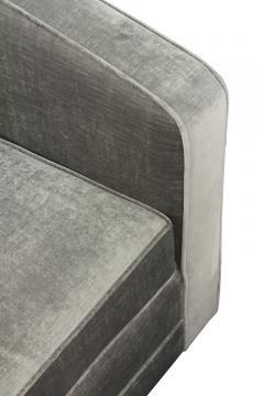 Evan Lobel Swiveling Sutton Lounge Chair by Evan Lobel for Lobel Originals - 162847