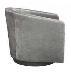 Evan Lobel Swiveling Sutton Lounge Chair by Evan Lobel for Lobel Originals - 162848