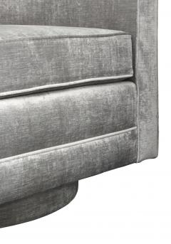 Evan Lobel Swiveling Sutton Lounge Chair by Evan Lobel for Lobel Originals - 162849