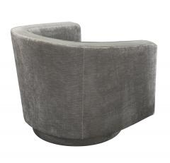 Evan Lobel Swiveling Sutton Lounge Chair by Evan Lobel for Lobel Originals - 162850