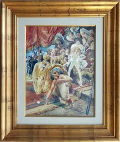Everett Shinn Court Jester - 1448189