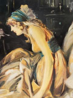 Everett Shinn Hearts Unreasoning by Sarah Bernhardt The First of Six Romances - 1507519