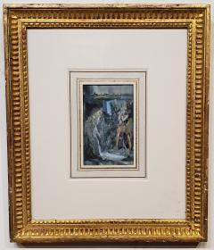 Everett Shinn Pair of 1939 Watercolors by American artist Everett Shinn - 1068638