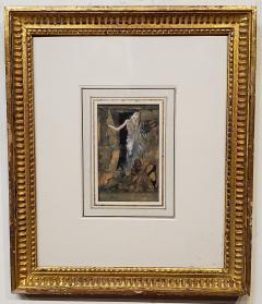 Everett Shinn Pair of 1939 Watercolors by American artist Everett Shinn - 1068639