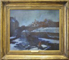 Everett Shinn Winter in Paris - 182254